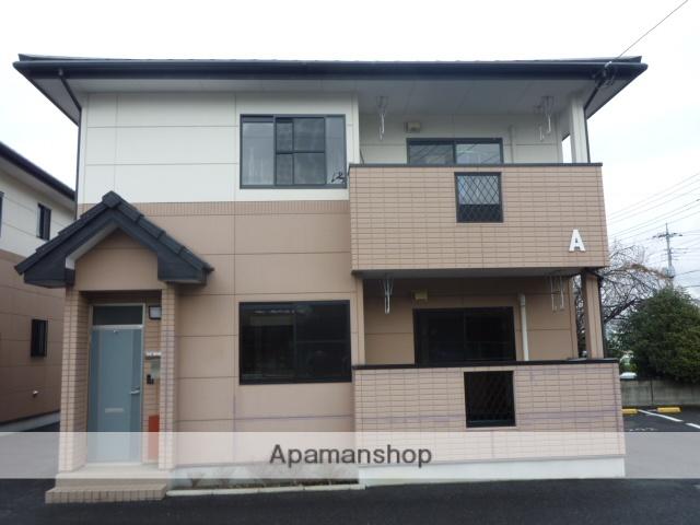 群馬県安中市の築16年 2階建の賃貸アパート