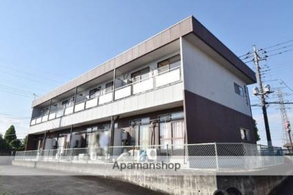 群馬県高崎市新保町[2DK/41.67m2]の外観1
