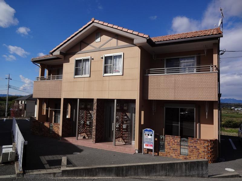 群馬県高崎市、馬庭駅徒歩22分の築10年 2階建の賃貸アパート