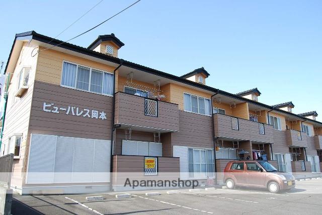 群馬県高崎市、群馬総社駅徒歩72分の築21年 2階建の賃貸アパート