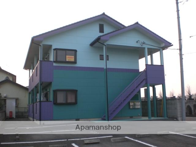 群馬県高崎市、井野駅徒歩38分の築16年 2階建の賃貸アパート