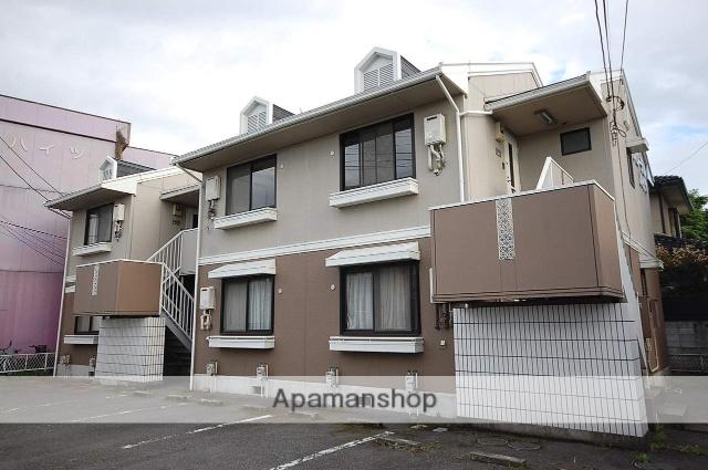 群馬県高崎市、高崎駅徒歩37分の築28年 2階建の賃貸アパート