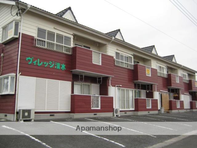 群馬県高崎市の築25年 2階建の賃貸アパート