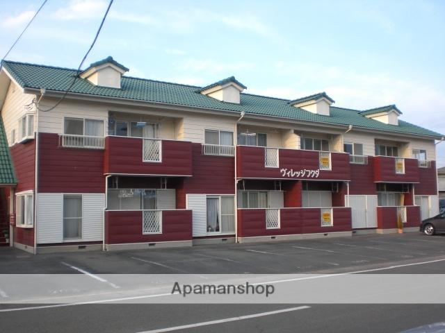 群馬県高崎市、井野駅徒歩30分の築23年 2階建の賃貸アパート