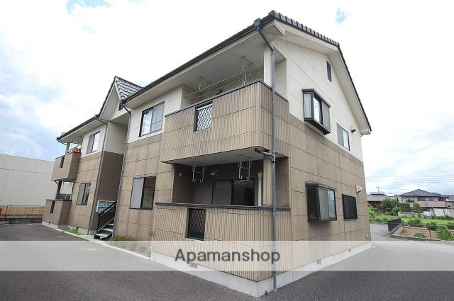群馬県高崎市、井野駅徒歩49分の築19年 2階建の賃貸アパート