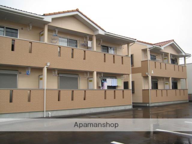 群馬県高崎市、井野駅徒歩30分の築7年 2階建の賃貸アパート