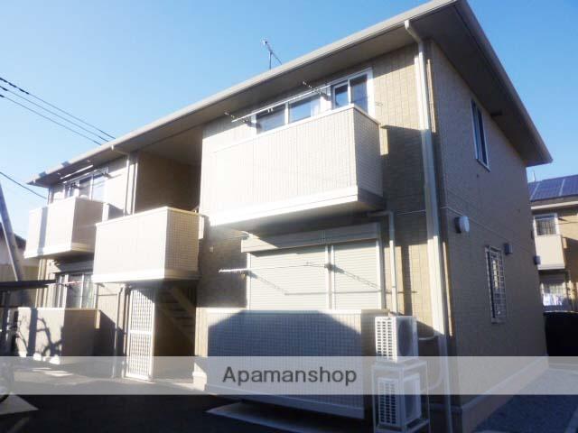 群馬県高崎市、北高崎駅徒歩52分の築6年 2階建の賃貸アパート
