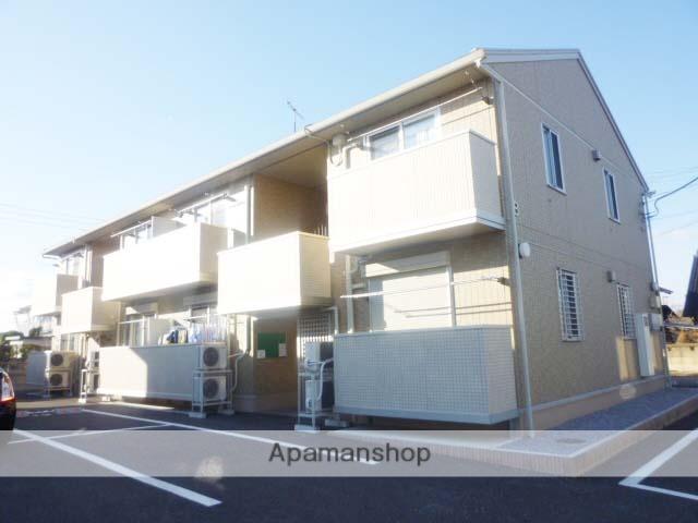 群馬県高崎市、群馬八幡駅徒歩43分の築7年 2階建の賃貸アパート