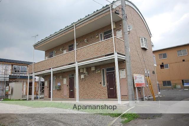群馬県高崎市、北高崎駅徒歩54分の築14年 2階建の賃貸アパート