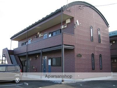 群馬県高崎市、群馬八幡駅徒歩68分の築17年 2階建の賃貸アパート