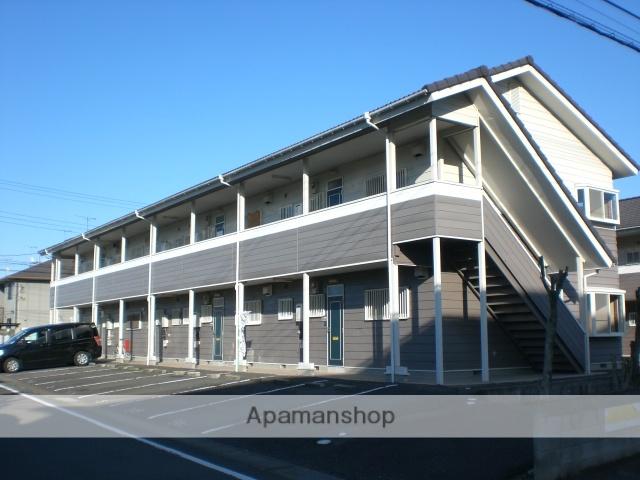 群馬県高崎市、井野駅徒歩36分の築24年 2階建の賃貸アパート