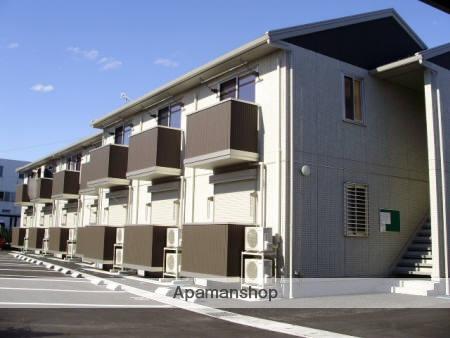 群馬県高崎市、倉賀野駅徒歩5分の築6年 2階建の賃貸アパート