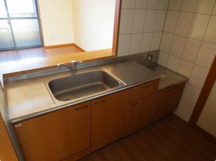 スプリーム Y[2LDK/54m2]のキッチン