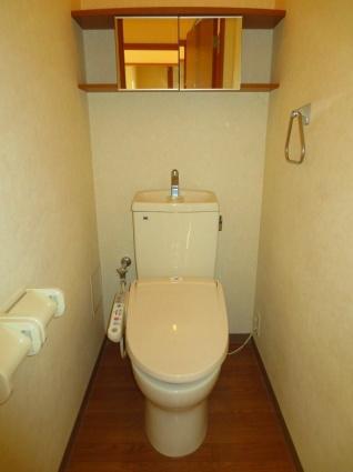 スプリーム Y[2LDK/54m2]のトイレ