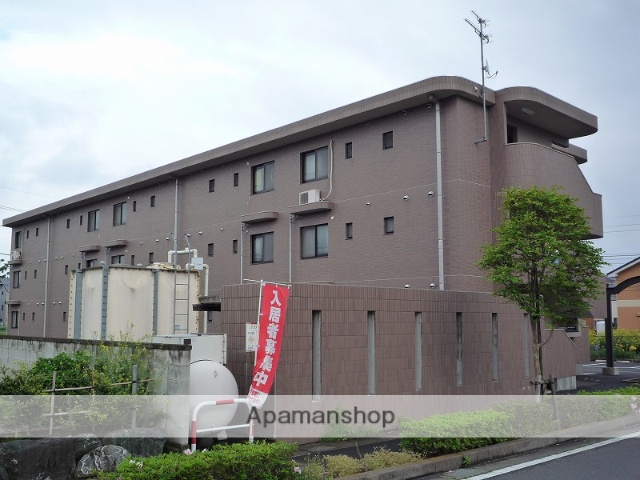 群馬県高崎市、井野駅徒歩42分の築16年 3階建の賃貸マンション