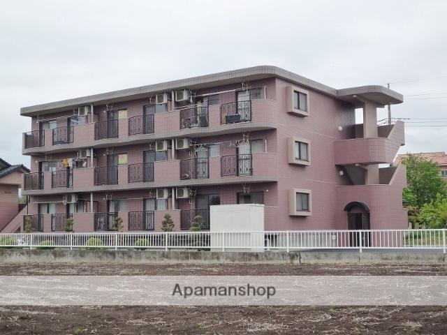 群馬県高崎市、井野駅徒歩35分の築17年 3階建の賃貸マンション
