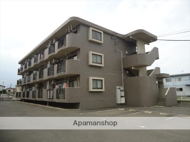 群馬県高崎市、南高崎駅徒歩26分の築17年 3階建の賃貸マンション