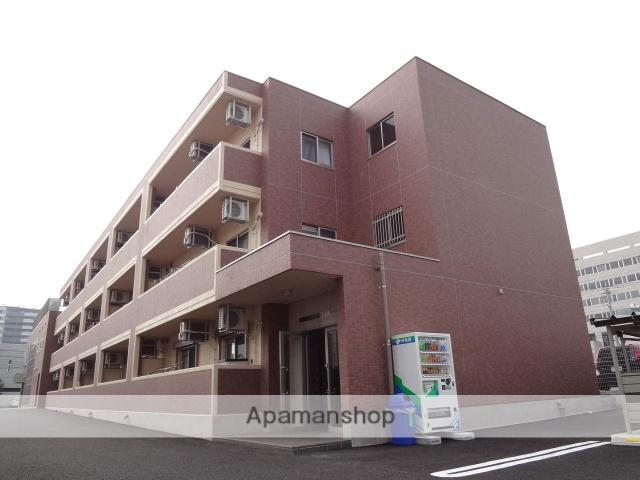 群馬県高崎市、高崎問屋町駅徒歩5分の築6年 3階建の賃貸マンション