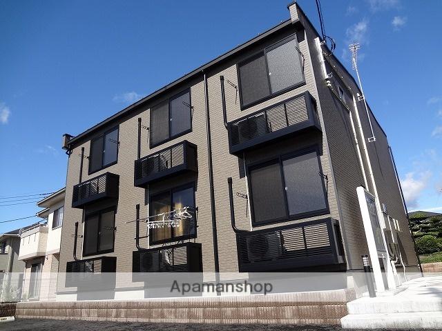 群馬県高崎市、北高崎駅徒歩100分の築5年 2階建の賃貸アパート