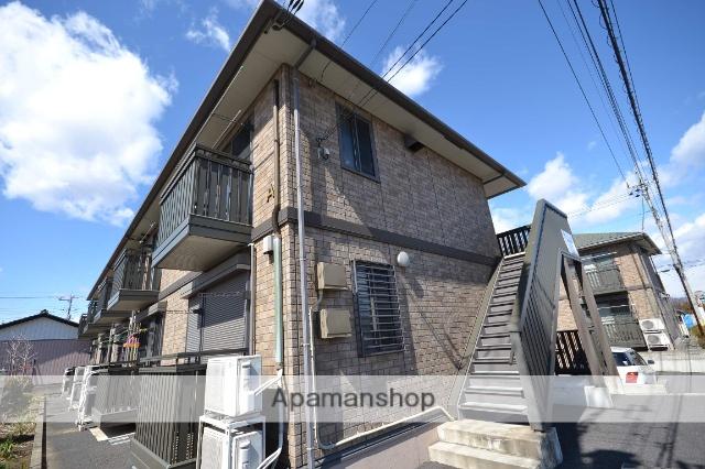 群馬県高崎市、新前橋駅徒歩70分の築11年 2階建の賃貸アパート