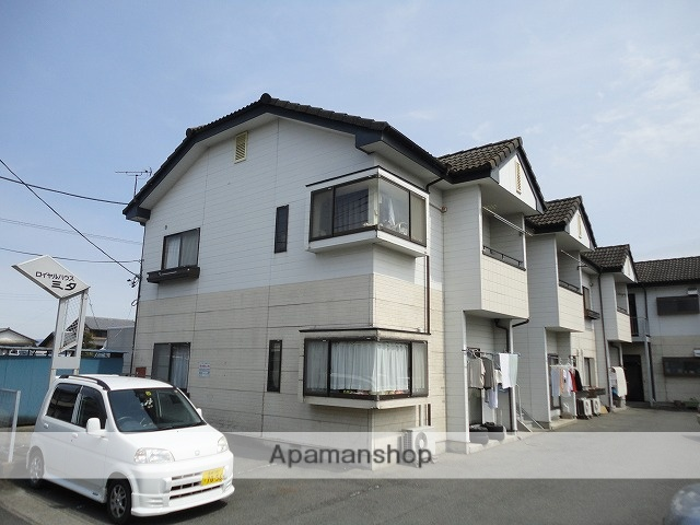 群馬県高崎市、井野駅徒歩40分の築26年 2階建の賃貸アパート