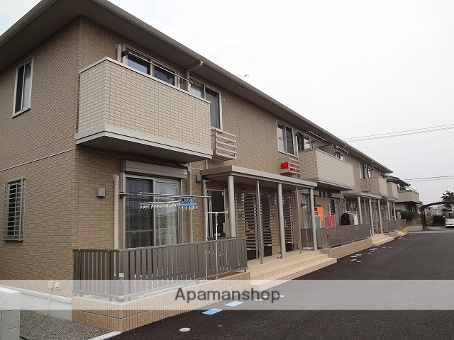 群馬県高崎市、井野駅徒歩11分の築5年 2階建の賃貸アパート