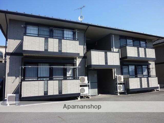 群馬県高崎市、高崎駅徒歩22分の築18年 2階建の賃貸アパート