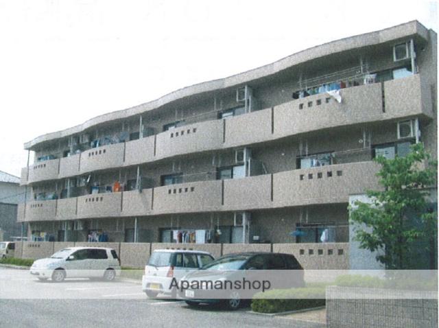 群馬県高崎市、倉賀野駅徒歩16分の築15年 3階建の賃貸マンション