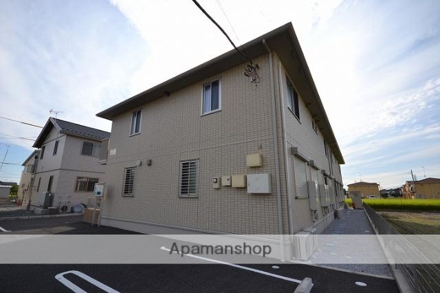 群馬県高崎市、新町駅徒歩23分の築5年 2階建の賃貸アパート
