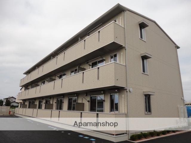 群馬県高崎市、井野駅徒歩16分の築5年 3階建の賃貸アパート