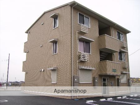 群馬県高崎市、井野駅徒歩69分の築9年 3階建の賃貸アパート