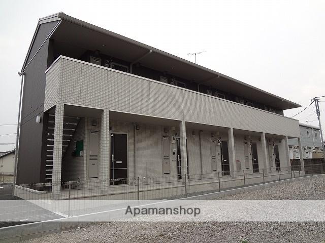 群馬県高崎市、倉賀野駅徒歩27分の築5年 2階建の賃貸アパート