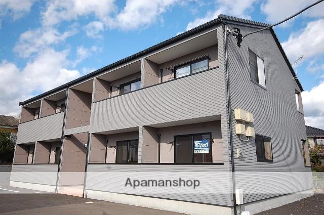 群馬県高崎市、群馬八幡駅徒歩32分の築6年 2階建の賃貸アパート