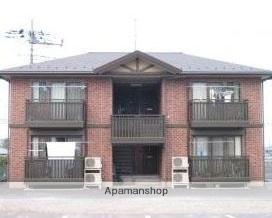 群馬県高崎市、高崎駅徒歩57分の築13年 2階建の賃貸アパート