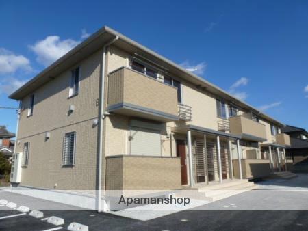 群馬県高崎市、高崎駅徒歩88分の築6年 2階建の賃貸アパート