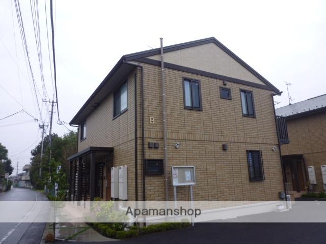 群馬県高崎市、群馬総社駅徒歩72分の築5年 2階建の賃貸アパート