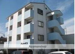 群馬県高崎市、井野駅徒歩30分の築24年 4階建の賃貸アパート