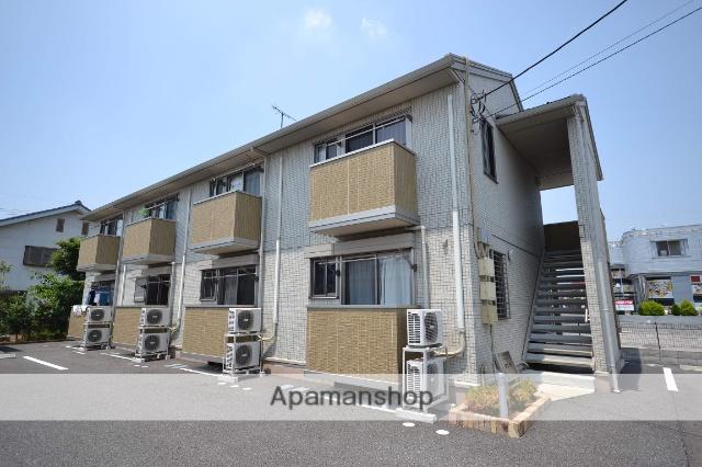 群馬県高崎市、井野駅徒歩40分の築8年 2階建の賃貸アパート