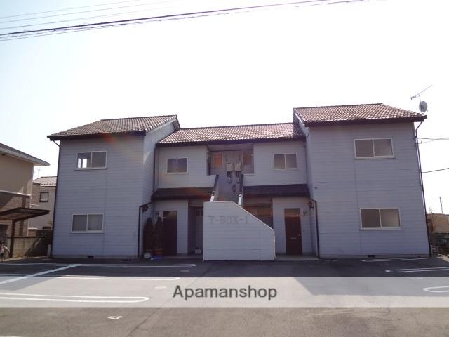 群馬県高崎市、井野駅徒歩33分の築28年 2階建の賃貸アパート