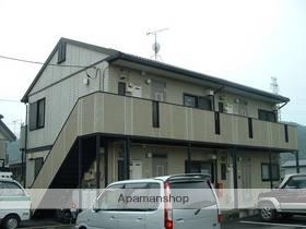 群馬県高崎市、群馬八幡駅徒歩17分の築21年 2階建の賃貸アパート