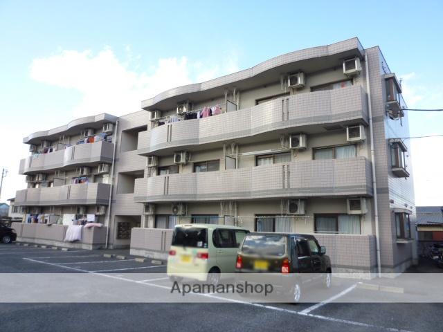 群馬県高崎市、吉井駅徒歩4分の築22年 3階建の賃貸マンション