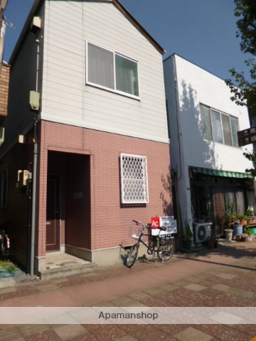 群馬県高崎市、高崎駅徒歩7分の築21年 2階建の賃貸アパート