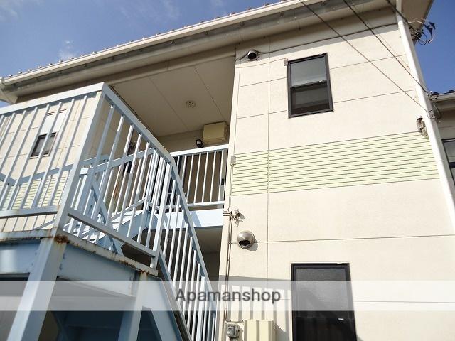 群馬県高崎市、北高崎駅徒歩1分の築23年 2階建の賃貸アパート
