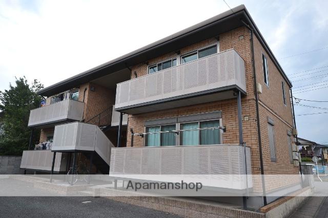 群馬県高崎市、井野駅徒歩41分の築14年 4階建の賃貸アパート