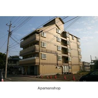 群馬県高崎市、北高崎駅徒歩17分の築28年 6階建の賃貸アパート