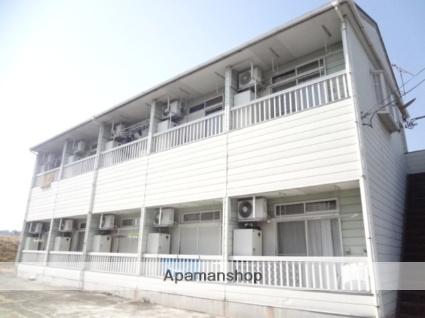 群馬県高崎市、北高崎駅徒歩26分の築26年 2階建の賃貸アパート