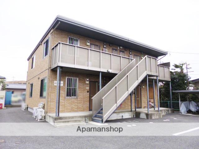 群馬県安中市、安中駅徒歩34分の築11年 2階建の賃貸アパート
