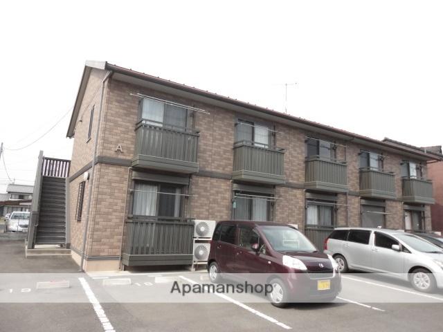 群馬県高崎市、倉賀野駅徒歩65分の築12年 2階建の賃貸アパート