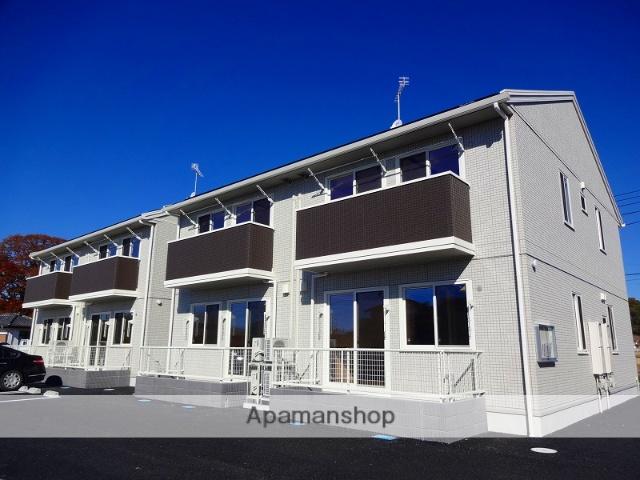 群馬県高崎市、西山名駅徒歩33分の築3年 2階建の賃貸アパート