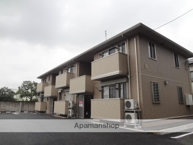群馬県高崎市、高崎駅徒歩27分の築6年 2階建の賃貸アパート
